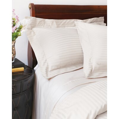 Via Frattina Italian 610 Thread Count Sheet Set Size: California King, Color: Ivory