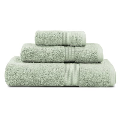 Bliss Egyptian Quality Cotton Luxury 3 Piece Towel Set Color: Marigold