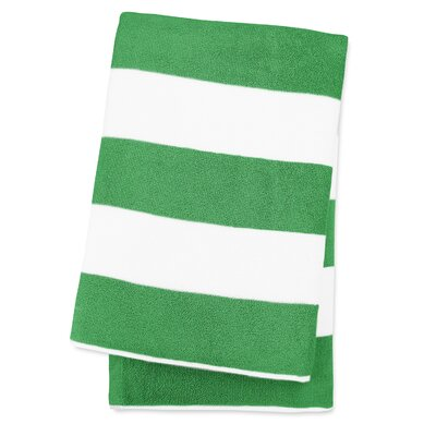 Anatalya Classic Resort Beach Towel Color: Sea Grass Green