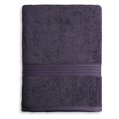 Bliss Egyptian Quality Cotton Luxury Hand Towel Color: Plum