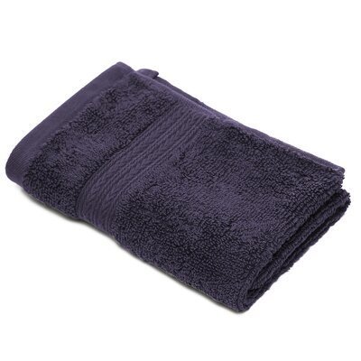 Bliss Egyptian Quality Cotton Luxury Wash Cloth Color: Plum