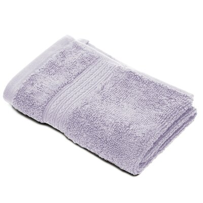 Bliss Egyptian Quality Cotton Luxury Wash Cloth Color: Wisteria