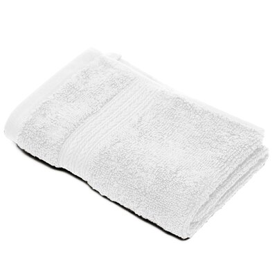 Bliss Egyptian Quality Cotton Luxury Wash Cloth Color: White