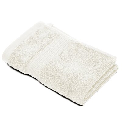 Bliss Egyptian Quality Cotton Luxury Wash Cloth Color: Ivory