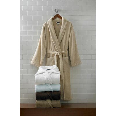 Luxor Linens Andara 100% Supima Cotton Luxury Bath Robe - Color: Praline at Sears.com