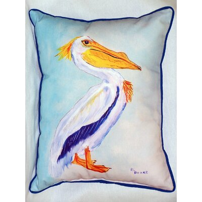 King Pelican Outdoor Lumbar Pillow