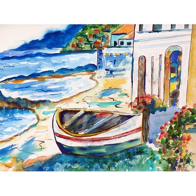 Sicilian Shore Doormat Rug Size: 26 x 42