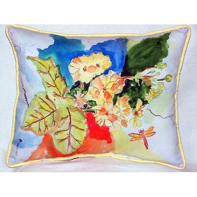 Primrose Indoor/Outdoor Lumbar Pillow Size: Small