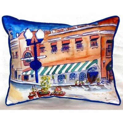 Canal Street 24 Indoor/Outdoor Lumbar Pillow
