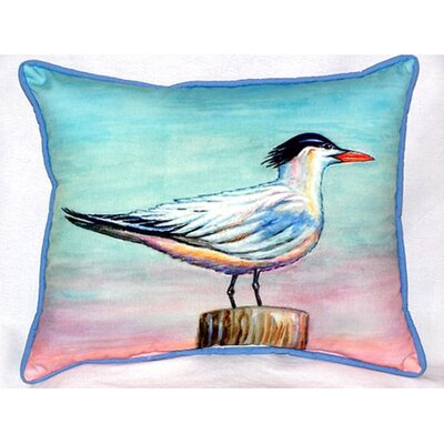 Royal Tern 24 Indoor/Outdoor Lumbar Pillow