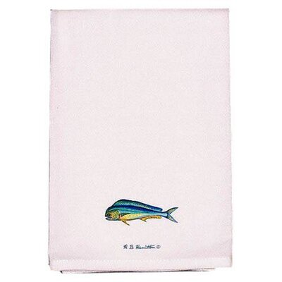 Coastal Dolphin Fish Hand Towel (Set of 2)