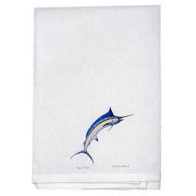 Coastal Marlin Hand Towel (Set of 2)