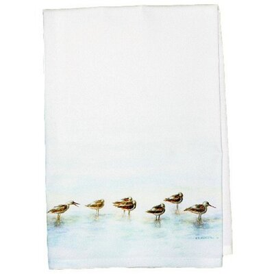 Coastal Avocets Hand Towel (Set of 2)