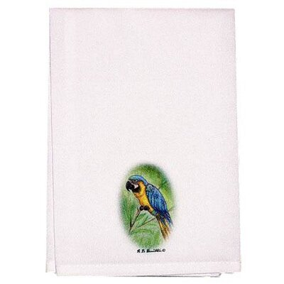 Coastal Macaw Hand Towel (Set of 2)