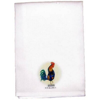 Garden Rooster Hand Towel (Set of 2)