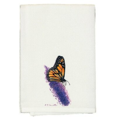 Butterfly Monarch Hand Towel (Set of 2)