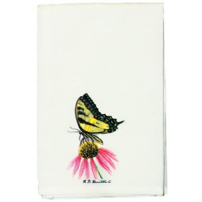 Butterfly Tiger Swallowtail Hand Towel (Set of 2)