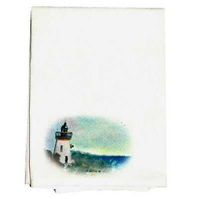 Coastal Light House Hand Towel (Set of 2)