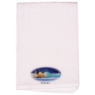 Coastal Mermaid Hand Towel (Set of 2)