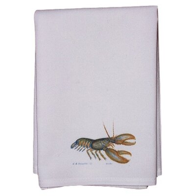 Coastal Lobster Hand Towel (Set of 2)