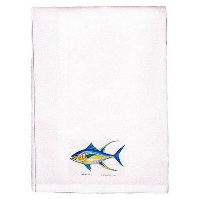 Coastal Tuna Hand Towel (Set of 2)