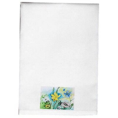 Garden Floral Hand Towel (Set of 2)