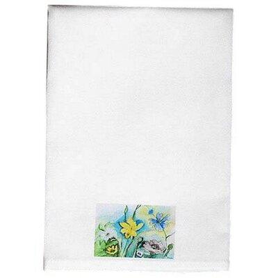 Garden Floral Hand Towel (Set of 2)