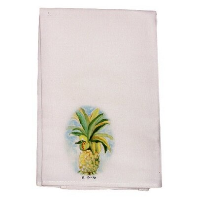 Garden Pineapple Hand Towel (Set of 2)