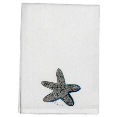 Coastal Starfish Hand Towel (Set of 2)