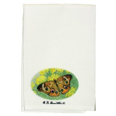 Butterfly Buckeye Hand Towel (Set of 2)