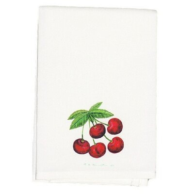 Garden Cherries Hand Towel (Set of 2)