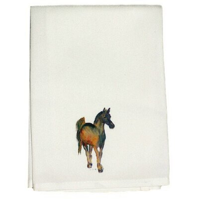 Pets Pony Hand Towel (Set of 2)