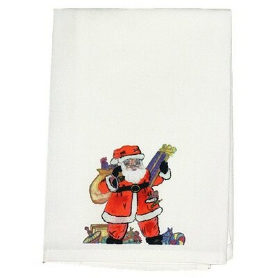 Holiday Santa Hand Towel (Set of 2)