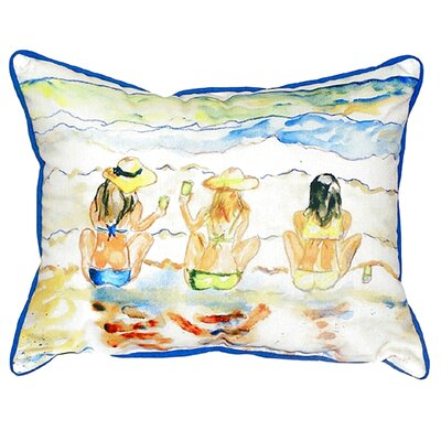 Bottoms Up Indoor/Outdoor Lumbar Pillow Size: Small