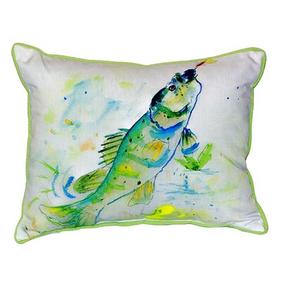 Perch Indoor/Outdoor Lumbar Pillow