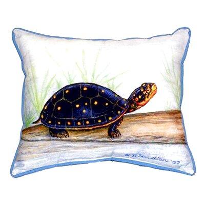 Spotted Turtle Indoor/Outdoor Lumbar Pillow