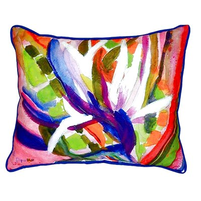 Bird of Paradise Indoor/Outdoor Lumbar Pillow