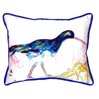 Shore Bird Indoor/Outdoor Lumbar Pillow