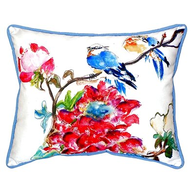 Camelia Indoor/Outdoor Lumbar Pillow
