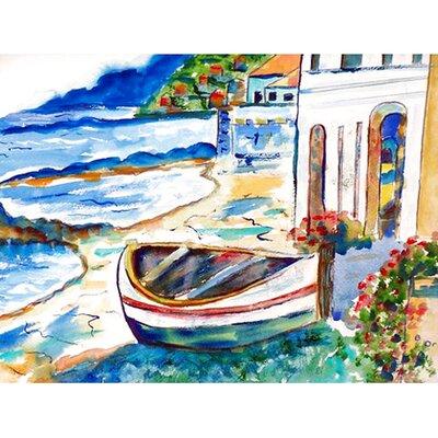 Sicilian Shore Doormat Rug Size: 16 x 22