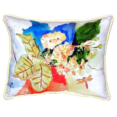 Primrose Indoor/Outdoor Lumbar Pillow Size: Large
