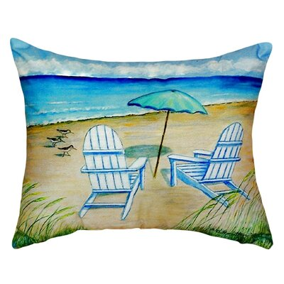 Adirondack Indoor/Outdoor Lumbar Pillow