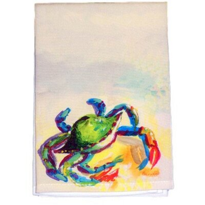 Crab Hand Towel