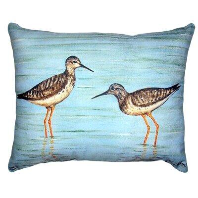 Legs Indoor/Outdoor Lumbar Pillow