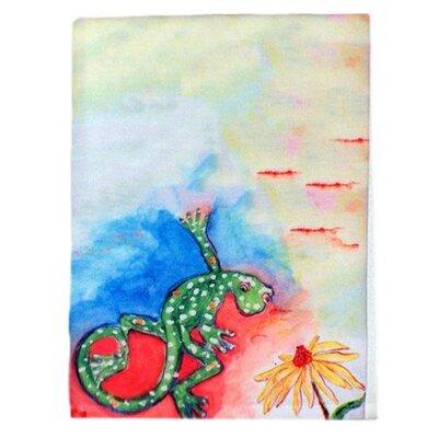Gecko Hand Towel