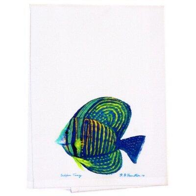 Sailfin Tang Hand Towel