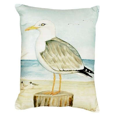 Dicks Seagull Indoor/Outdoor Lumbar Pillow
