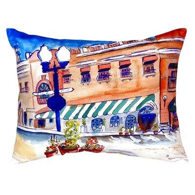 Canal Street Indoor/Outdoor Lumbar Pillow