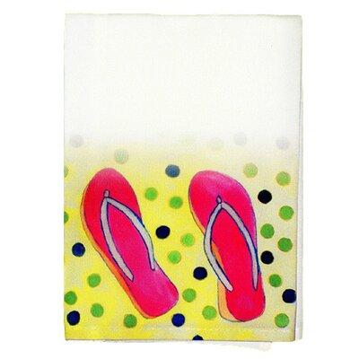 Flip Flops Hand Towel