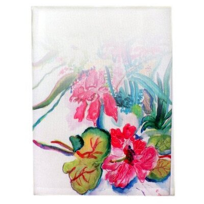 Multi-Florals Hand Towel